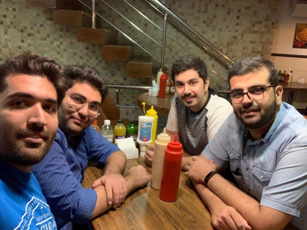 آخره هفته با دوستان – مهر 98